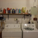 Laundry Room Make Over – DONE!!!