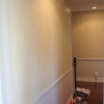 Wallpaper and Wainscoting