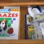 Organizing One Project at a Time – Art and Craft Supplies