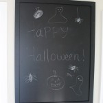 Oh No! My Chalkboard!!!