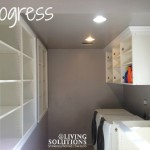 A Laundry Room In Progress