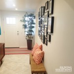 An Entry Way ~ Before and After