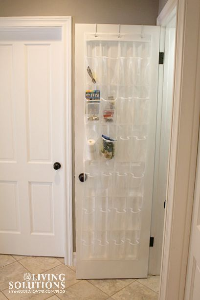 BLOG***Laundry Closet Door