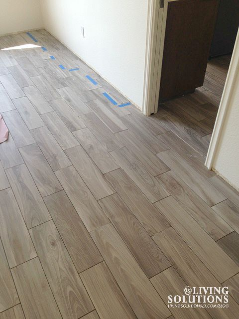 Wood Tile Flooring*