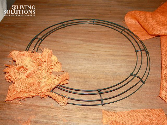 halloween wreath diy*