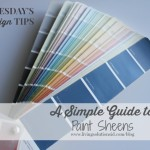 Tuesday's Design Tips ~ Paint Sheens