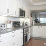 A Bright Kitchen ~ Before and After