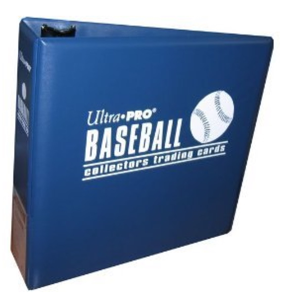 Baseball Card Binder*