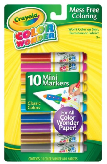 Color Wonder Mini Markers*