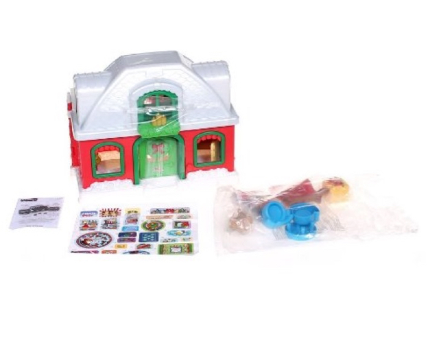 Fisher Price North Pole Cottage*
