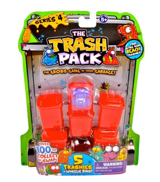 Trash Packs*