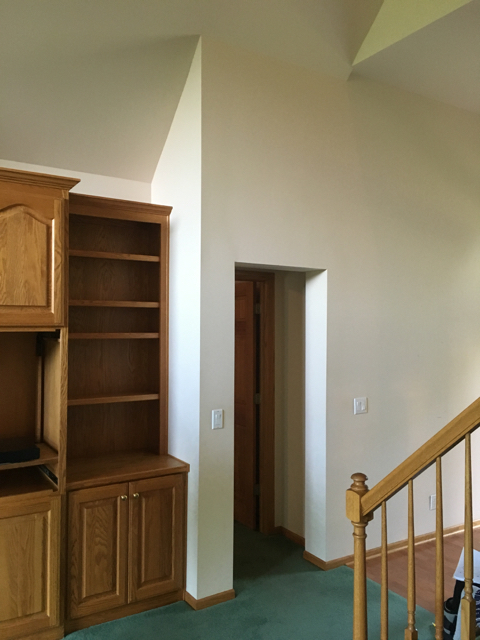 Before Master Entry and Built Ins