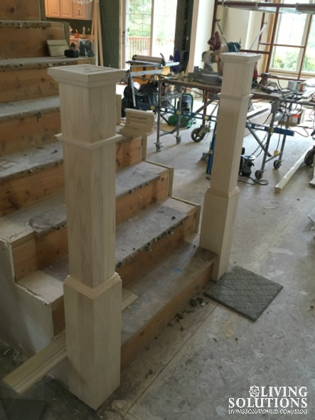 Progress Stairs