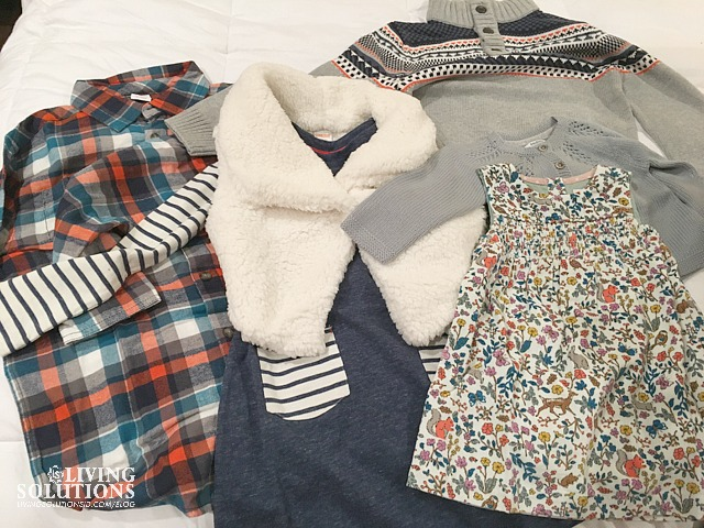 family-photo-gray-cream-blue-orange-wardrobe