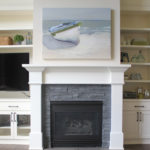 How to Update a Brass Fireplace