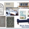 The Design Process ~ Master Bedroom Mood Board
